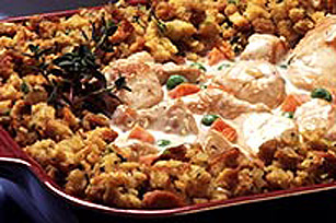 STOVE TOP Turkey Casserole