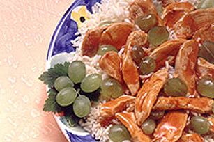 CATALINA Chicken and Grape Sauté Image 1