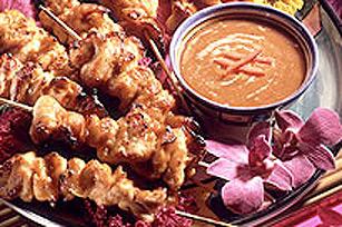 Brochettes à la thaïlandaise Image 1