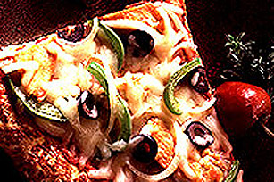 KRAFT Pizzeria Tropical Pizza Image 1