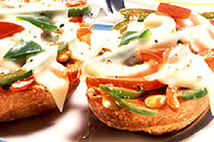 Quick Pizza Melts Image 1