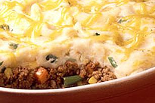 Pâté chinois au fromage Image 1