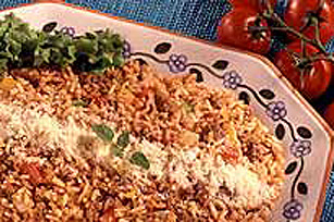 Pronto Spanish Rice and Beef Image 1