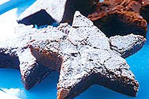 Brownies des fêtes dans un bol Image 1