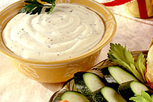 MIRACLE Vegetable Dip