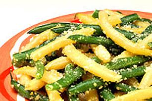 Strata aux légumes et au fromage Image 1