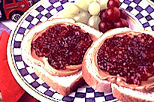 Cooked No-Sugar Berry Spread
