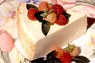 Gâteau au fromage léger au citron JELL-O Image 1
