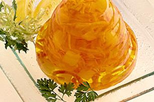 Salade JELL-O coucher de soleil Image 1