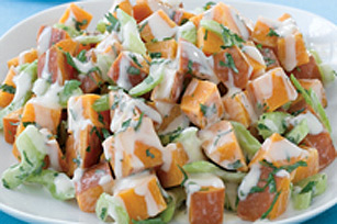 Sweet Potato and Ginger Salad