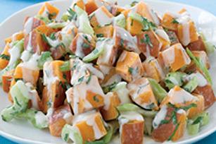 Salade de patates douces au gingembre Image 1
