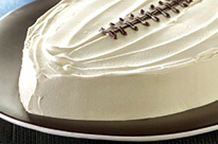 Game-Day Football Cake
