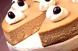 Gâteau au fromage au cappuccino Philly 3 étapes Image 1