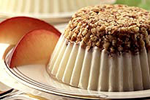 No Bake Almond Mini Cheesecakes Image 1