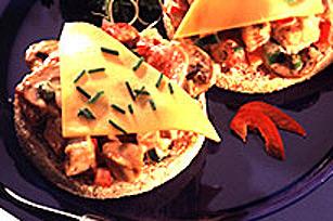 Croque-monsieur au poulet et à la salsa Image 1