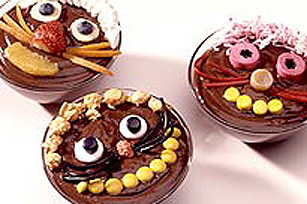 Chocolate Pudding Cats Image 1