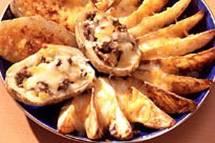 Southwestern Potato Skins Image 1