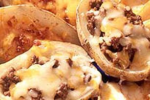 Pelures de pommes de terre au cheddar KRAFT et bacon Image 1
