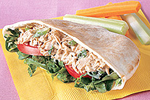 MIRACLE WHIP Tuna Salad Pita Image 1