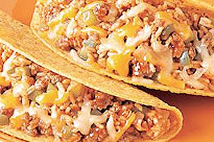 Tacos au boeuf et au riz Image 1