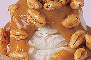 Sauce au beurre d'arachide KRAFT pour coupes glacées Image 1