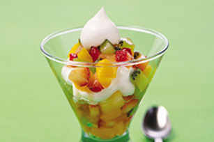 Fruit Salsa Parfaits Image 1