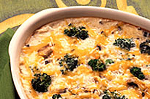 KRAFT Broccoli-Rice Casserole Image 1