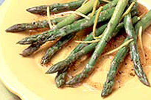 Asparagus Salad  With KRAFT Balsamic  Vinaigrette Image 1