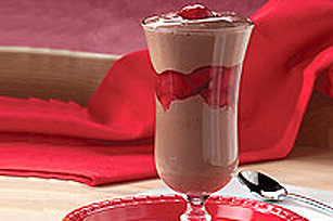 Black Forest Parfait Image 1