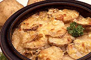 Gratin dauphinois au fromage KRAFT