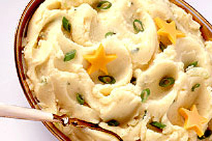 Garlic & Onion Mashed Potatoes Image 1
