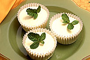 Easy Mini Lemon Cheesecake Image 1
