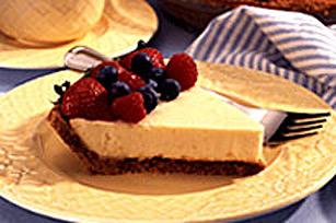 Gâteau au fromage au citron PHILADELPHIA aux fruits des champs Image 1
