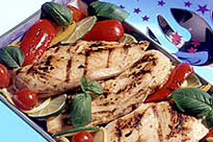 MIRACLE Lemon Basil Chicken Image 1