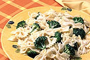 Plat de pâtes, légumes et fromage KRAFT Image 1
