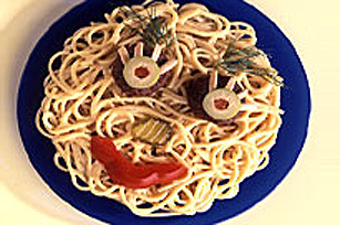KRAFT DINNER Spaghetti Eyeballs Image 1