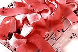 Petits vers à la fraise Image 1