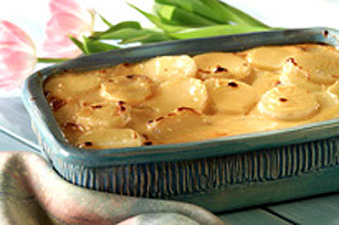 Quick & Easy Potatoes Au Gratin