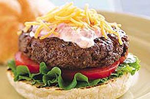 Burger super piquant Image 1