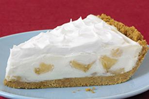 Tarte à la crème et à la banane facile Image 1