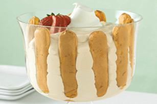 Cafe Ladyfinger Dessert Image 1