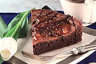 Passover Chocolate Nut Cake Image 1