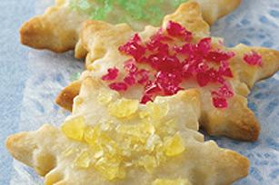 Biscuits au sucre à l'emporte-pièce