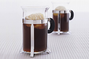 Ice Cream Coffee Float Image 1