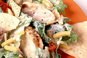 KRAFT Peppercorn Ranch Taco Chicken Salad Image 1