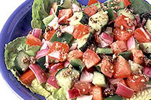 KRAFT Classic Greek Salad Image 1