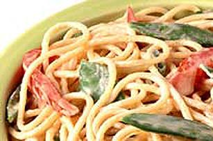 Salade asiatique aux arachides Image 1