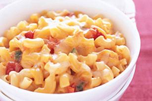 Macaroni et fromage à la salsa Image 1