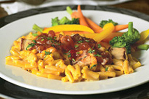 Salsa-Chicken Mac & Cheese Image 1