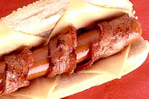 KRAFT Cheese and Bacon Dog Image 1